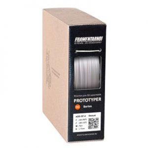 Пластик для 3D принтера Filamentarno! ABS GF-4 белый (0,75 кг.) 1,75 мм