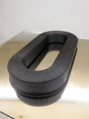 Filamentarno! PP 3D GF-30 черный (0,75 кг.) 1,75 мм