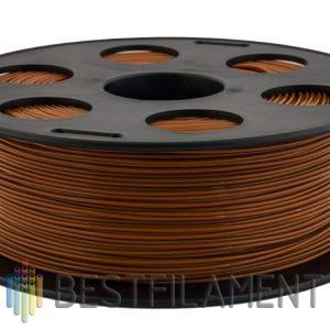 PETG пластик для 3D принтера Bestfilament шоколадный 1 кг (1,75 мм)