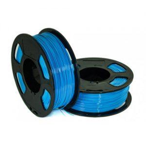 PETG пластик для 3D принтера U3Print GF PETG BLUE MOON (Голубой) 1кг 1,75 мм