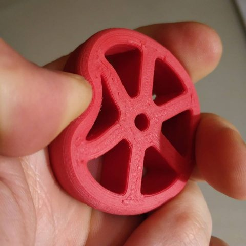 Новый пластик под кодовым названием REZINA от компании Filamentrarno уже на подходе