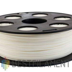 PETG пластик для 3D принтера Bestfilament белый 1 кг (1,75 мм)