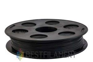 PETG пластик для 3D принтера Bestfilament Черный 0.5 кг (1,75 мм)