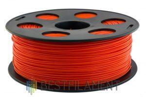 PETG пластик для 3D принтера Bestfilament красный 1 кг (1,75 мм)