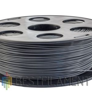 PETG пластик для 3D принтера Bestfilament тёмно-серый 1 кг (1,75 мм)