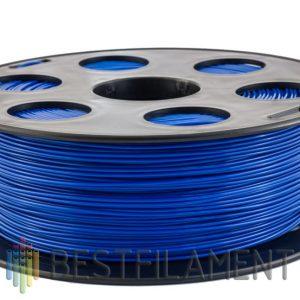PETG пластик для 3D принтера Bestfilament синий 1 кг (1,75 мм)