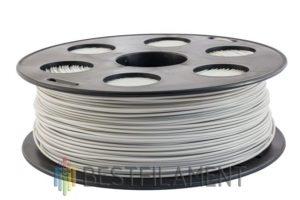 PETG пластик для 3D принтера Bestfilament светло-серый1 кг (1,75 мм)