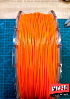 Filamentarno ABS GF-4 оранжевый