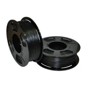 PLA пластик для 3D принтера U3Print GF PLA ANTHRACITE (Черный) 1кг 1,75 мм
