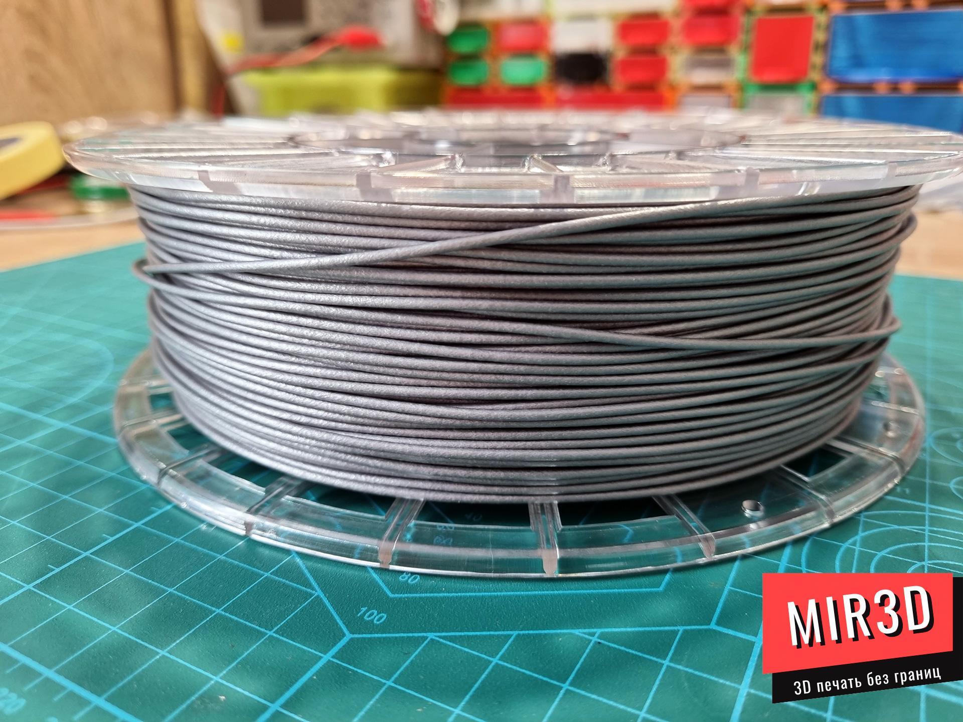 Как Filamentarno! упаковывает пластик для 3D печати