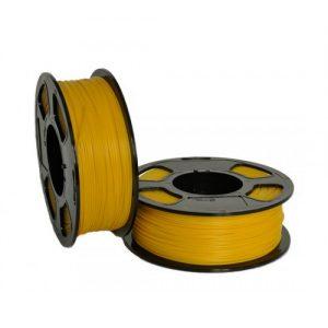 PLA пластик для 3D принтера U3Print GF PLA SUNFLOWER (Желтый) 1кг 1,75 мм
