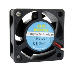 Вентилятор экструдера Pengda 40x40x10, 24В