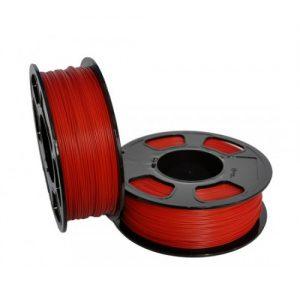 PETG пластик для 3D принтера U3Print GF PETG RED MATTE (Красный) 1кг 1,75 мм