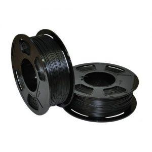 пластик для 3D принтера U3Print GF ANTHRACITE (Черный) 1кг 1,75 мм