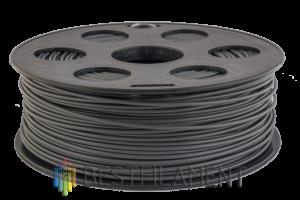 ABS пластик для 3D принтера Bestfilament Темно-серый 1 кг (1,75 мм)
