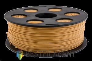 ABS пластик для 3D принтера Bestfilament Коричневый 1 кг (1,75 мм)