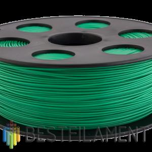 ABS пластик для 3D принтера Bestfilament Зеленый1 кг (1,75 мм)