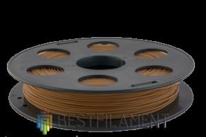 Декоративный PLA пластик для 3D принтера BFWood от Bestfilament 0.5 кг (1,75 мм)