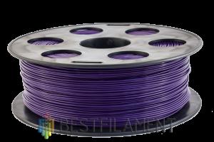 PLA пластик для 3D принтера Bestfilament фиолетовый 1 кг (1,75 мм)