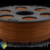 PLA пластик для 3D принтера Bestfilament шоколадный 1 кг (1,75 мм)