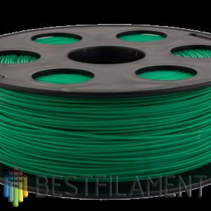 PLA пластик для 3D принтера Bestfilament Зелёный 1 кг (1,75 мм)