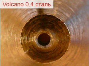 Сопло для 3D принтера E3D Volcano 0,4 мм нержавеющая сталь