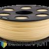 ABS пластик для 3D принтера Bestfilament Кремовый 1 кг (1,75 мм)