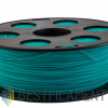 PLA пластик для 3D принтера Bestfilament изумрудный 1 кг (1,75 мм)