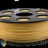 PLA пластик для 3D принтера Bestfilament кремовый 1 кг (1,75 мм)