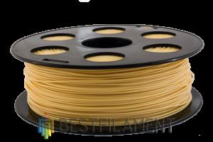 PETG пластик для 3D принтера Bestfilament кремовый 1 кг (1,75 мм)