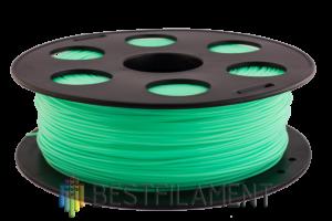 PETG пластик для 3D принтера Bestfilament салатовый 1 кг (1,75 мм)