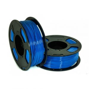 PETG пластик для 3D принтера U3Print GF PETG AZZURE (Светло-синий) 1кг 1,75 мм