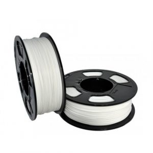 PETG пластик для 3D принтера U3Print GF PETG SNOWFLAKE (Белый) 1кг 1,75 мм