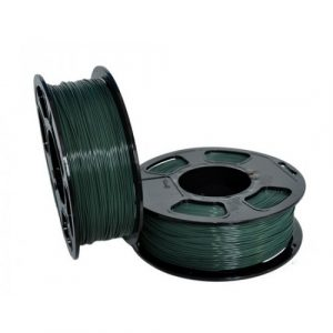 PLA пластик для 3D принтера U3Print GF PLA KHAKI (Хаки) 1кг 1,75 мм