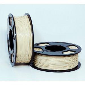 PLA пластик для 3D принтера U3Print GF PLA IVORY (Слоновая кость) 1кг 1,75 мм
