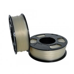 PLA пластик для 3D принтера U3Print GF PLA NATURAL (Натуральный) 1кг 1,75 мм
