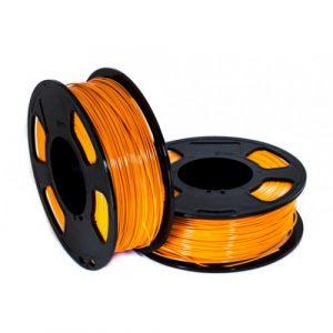 PETG пластик для 3D принтера U3Print GF PETG ORANGE (Оранжевый) 1кг 1,75 мм