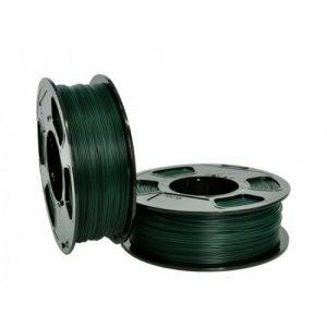 ABS пластик для 3D принтера U3Print HP ABS PIGMENT GREEN (Темно-зеленый) 1кг 1,75 мм