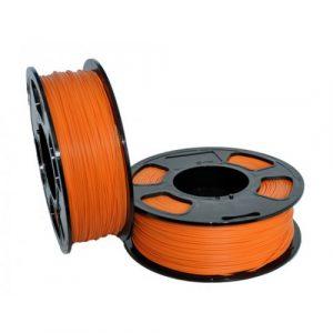 PLA пластик для 3D принтера U3Print HP PLA SUNNY FRUIT (Оранжевый) 1кг 1,75 мм