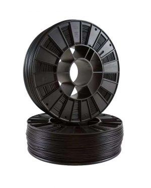 PLA пластик для 3D принтера SEM черный 1 кг (1,75 мм)