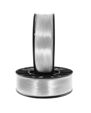 PLA пластик для 3D принтера SEM натуральный прозрачный 1 кг (1,75 мм)