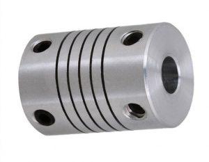 Муфта гибкая 5х8, внешний диаметр 19, длина 24.5