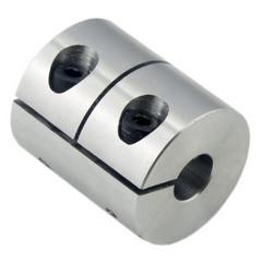 Муфта жесткая разрезная 5х8, внешний диаметр 15, длина 20